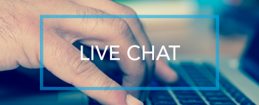 how to add live chat