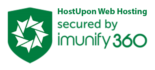 Imunify360 Captcha HostUpon