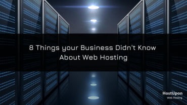 8 Thing About Web Hosting You Didn't Know