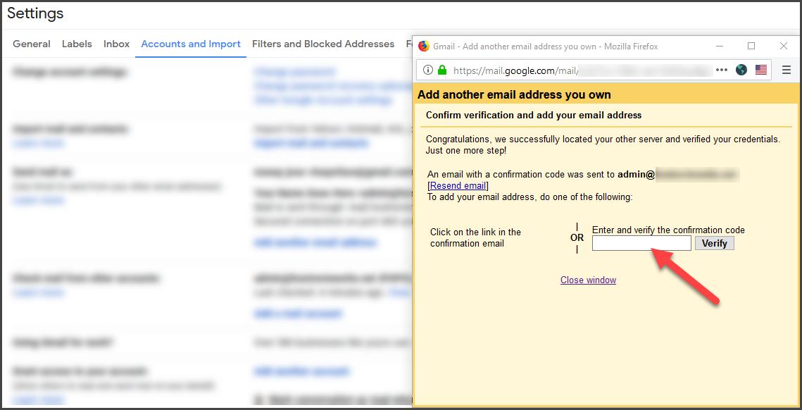 Gmail Step 10
