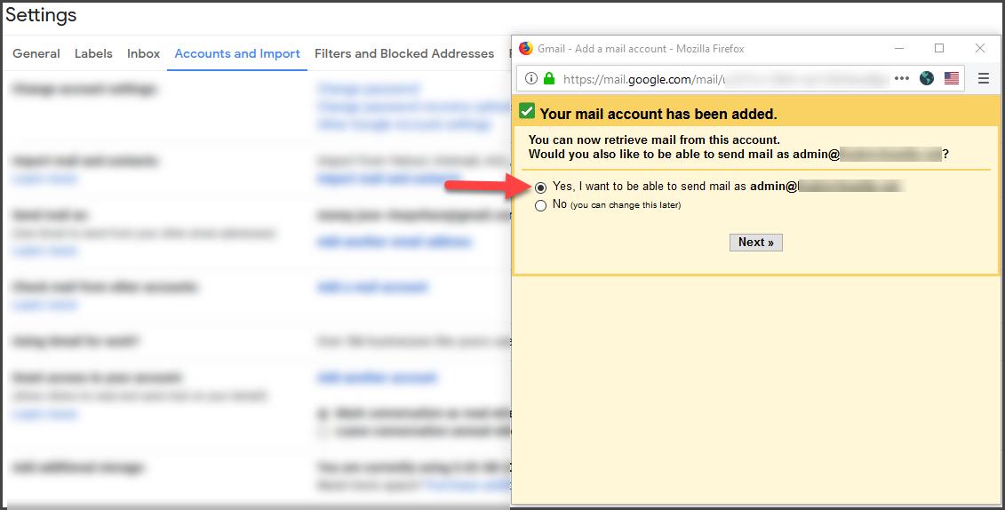 Gmail Step 7