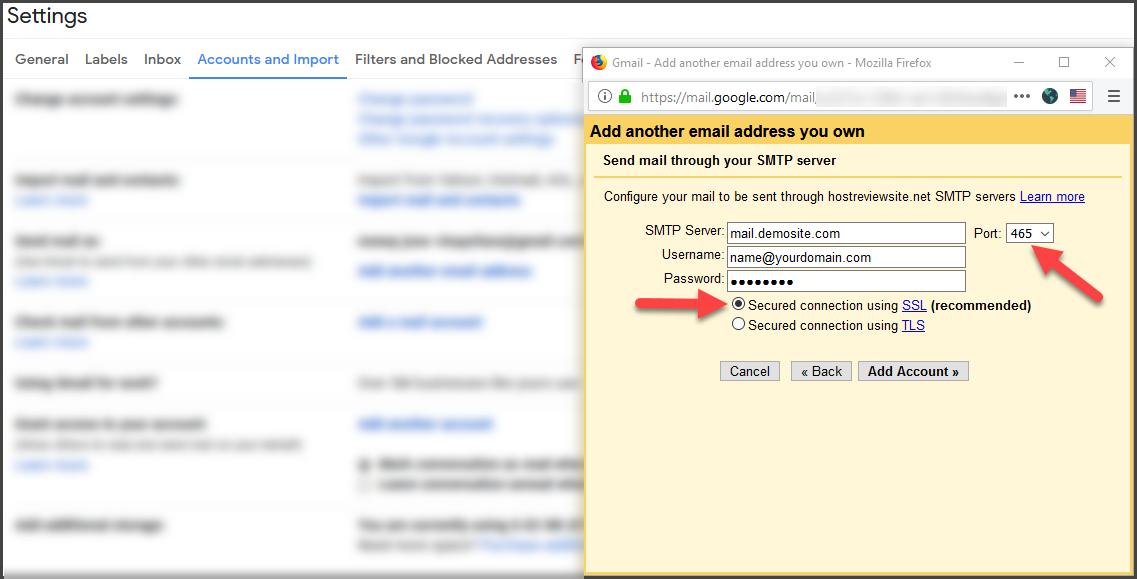 Gmail Step 9